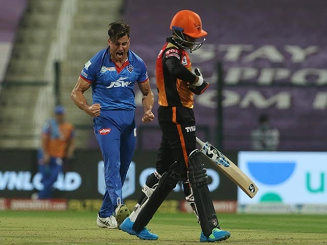 Delhi Capitals Down SunRisers Hyderabad To Enter Maiden IPL Final