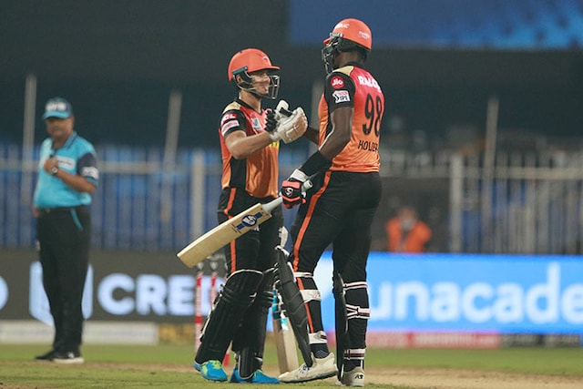 Clinical SunRisers Hyderabad Outclass Royal Challengers Bangalore By 5 Wickets