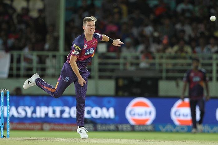 IPL: RPS Achieve 19-Run Win Via D/L Method to Dent DD's Play-Off Chances