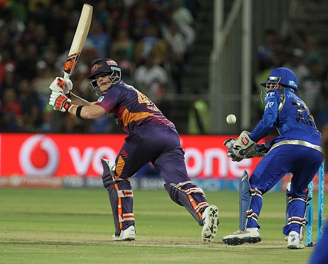 IPL: Rohit Sharmas Magnificent 85* Helps Mumbai Indians Thrash RPS By Eight Wickets