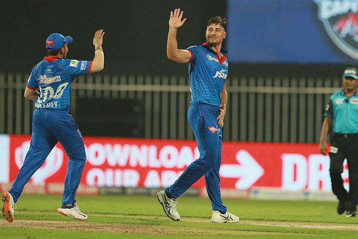 दिल्ली कैपिटल्स की राजस्थान रॉयल्स पर आसान जीत, 45 रनों से हराया