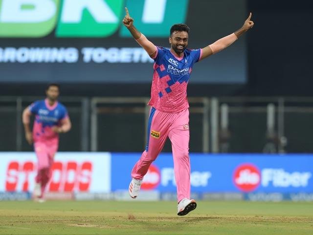 Photo : आईपीएल 2021: राजस्थान रॉयल्स ने दिल्ली कैपिटल्स को 3 विकेट से हराया