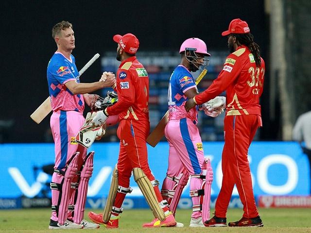 Photo : टी20 लीग: पंजाब ने राज्सथान को 4 रन से हराया