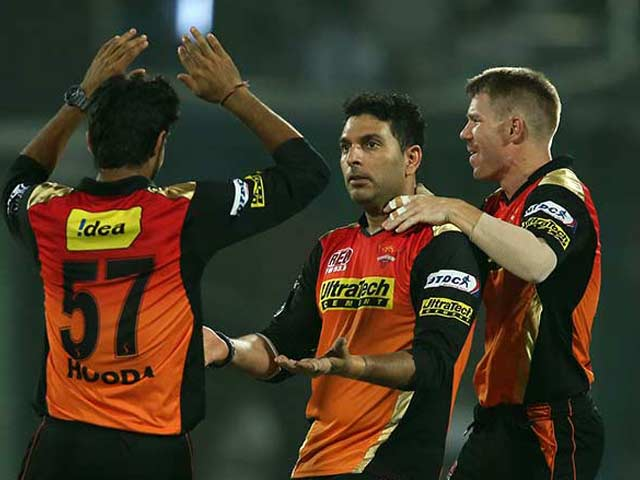 IPL: SRH Eliminate KKR, Set Up Virtual Semi-Final Against Gujarat Lions