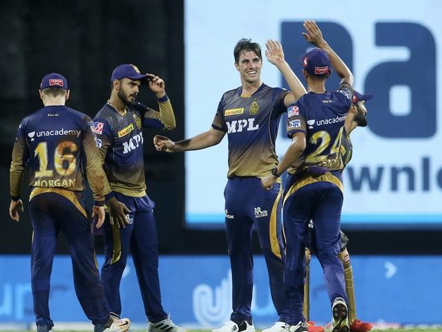 Photo : आईपीएल 2021: केकेआर ने हैदराबाद को 10 रनों से हराया