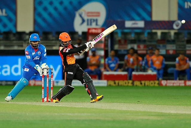 SunRisers Hyderabad Thrash Delhi Capitals By 88 Runs