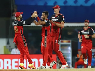 IPL 2021: SRH Flounder At The Death As RCB Steal Unlikely Win