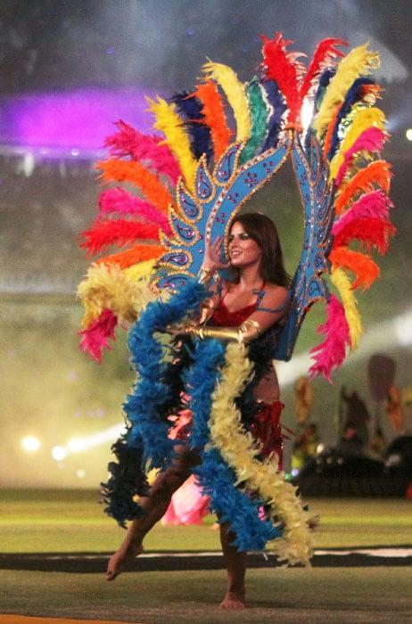 IPL closing ceremony
