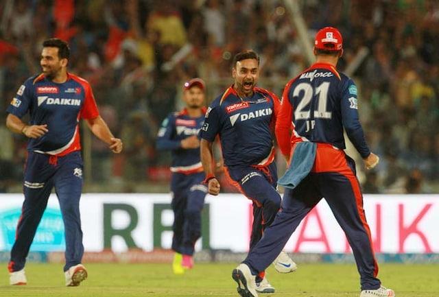 IPL: Rohit Sharmas Fifty in vain as Delhi Daredevils Defeat Mumbai Indians