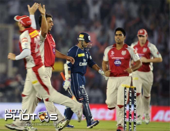 IPL 5: Punjab win a thriller against Deccan