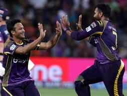 Photo : IPL: Kolkata Knight Riders Defeat Rising Pune Supergiants to Stay on Top