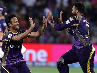 IPL: Kolkata Knight Riders Defeat Rising Pune Supergiants to Stay on Top