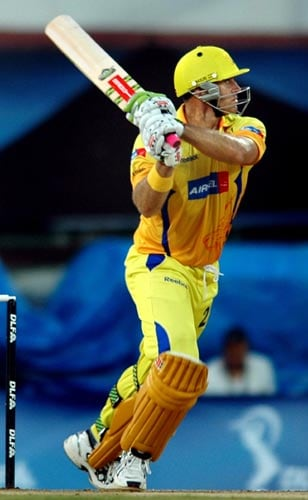 11th Match: Chennai Super Kings vs Kolkata Knight Riders