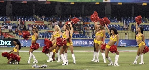 12th Match: Royal Challengers vs Rajasthan Royals