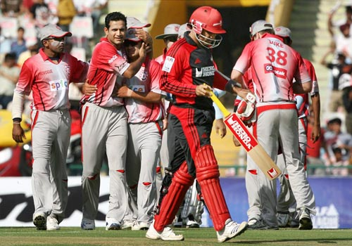 13th Match: Kings XI Punjab vs Delhi Daredevils