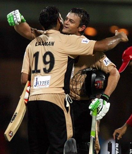 14th Match: Mumbai Indians vs Deccan Chargers