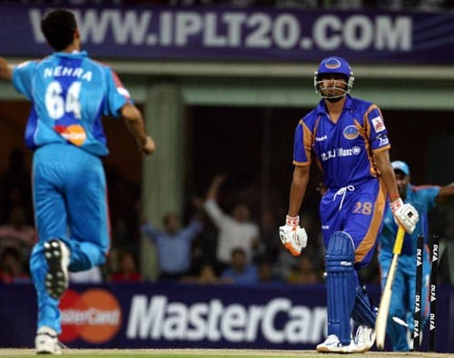 27th Match: Mumbai Indians vs Rajasthan Royals
