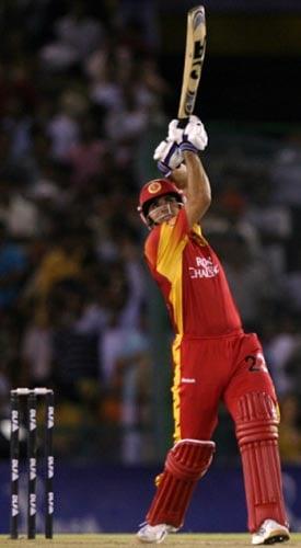 34th Match: Bangalore Royal Challengers vs Kings XI Punjab
