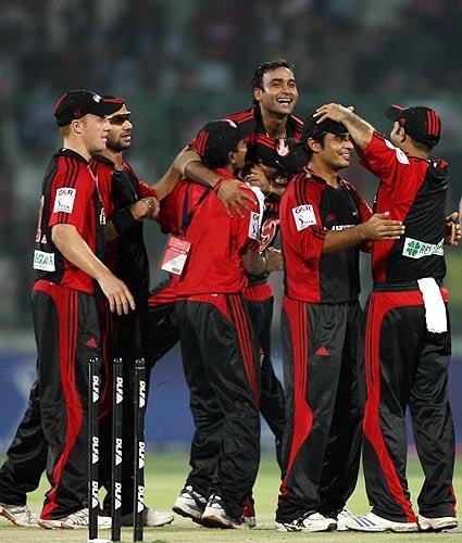 37th Match: Delhi Daredevils vs Deccan Chargers