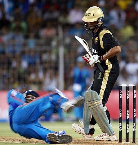 38th Match: Mumbai Indians vs Kolkata Knight Riders