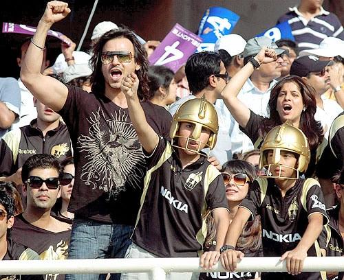 4th Match: Kolkata Knight Riders vs Deccan Chargers
