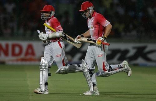 40th Match: Delhi Daredevils vs Kings XI Punjab