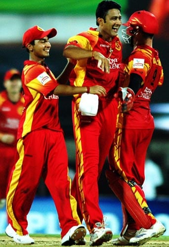 46th Match: Chennai Super Kings vs Bangalore Royal Challengers