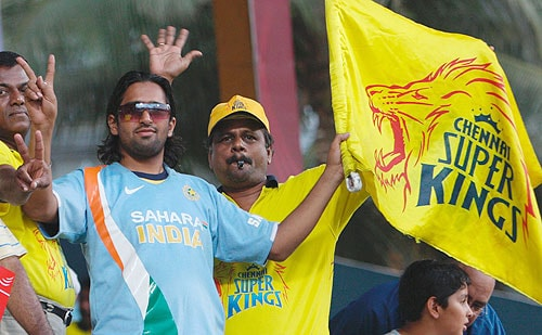 2nd Semifinal: Chennai Super Kings vs Kings XI Punjab