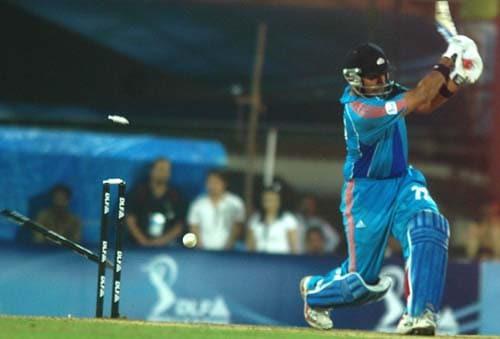 8th Match - Super Kings vs Mumbai Indians