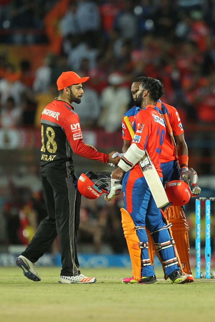 IPL: Virat Kohli Slams Maiden T20 Ton, But Royal Challengers Bangalore go Down to Gujarat Lions
