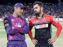 Photo : IPL: Virat Kohli's Royal Challengers Bangalore Prevail Over MS Dhoni's Rising Pune Supergiants