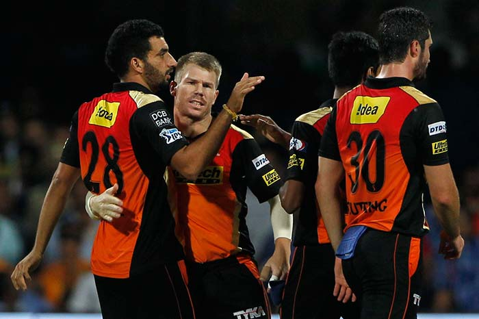 IPL: David Warner Inspires SRH to Maiden IPL Title, With Win over RCB