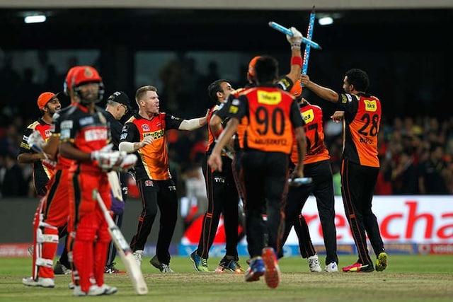 IPL: David Warner Inspires SRH to Maiden IPL Title, With Win over RCB