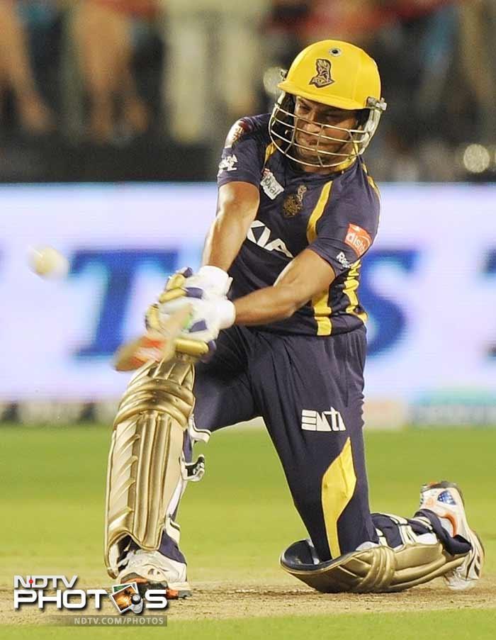 IPL 5: Kolkata achieve double over Pune