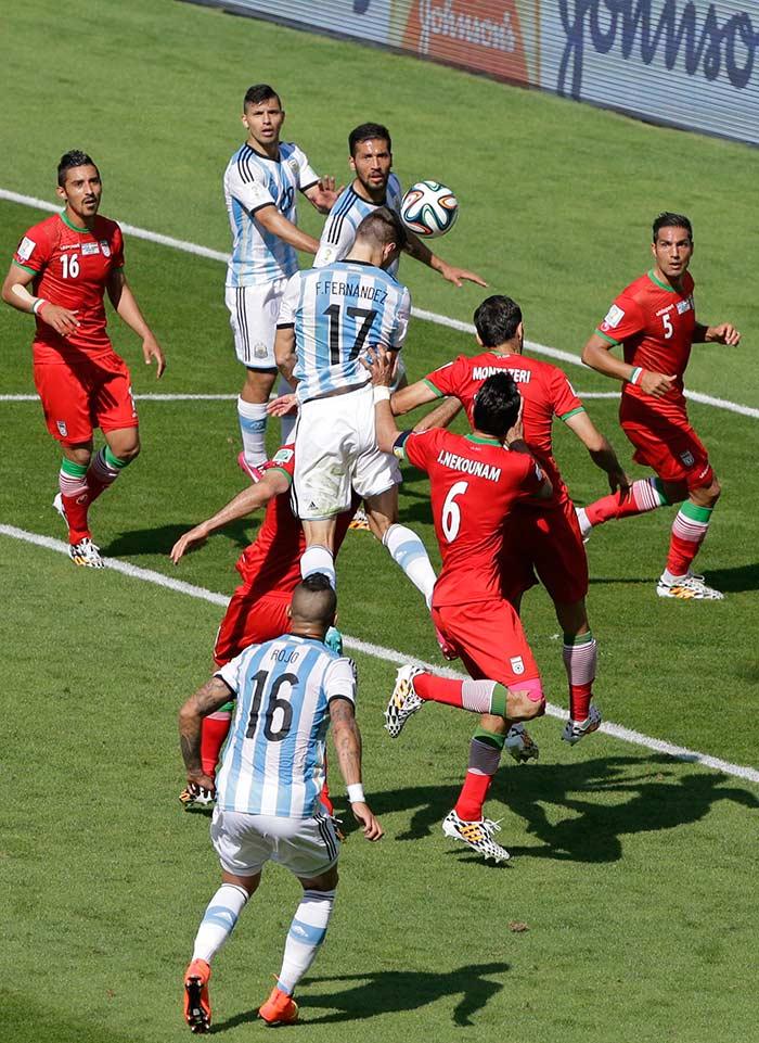FIFA World Cup: Maestro Messi Helps  Argentina Beat Iran 1-0