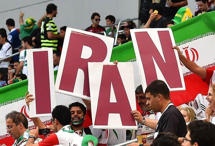 FIFA World Cup: Iranian Fans Spread Love in Brazil