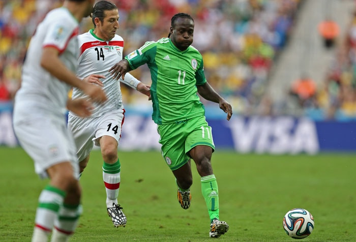 FIFA World Cup: Iran, Nigeria Play Out First Goalless Draw