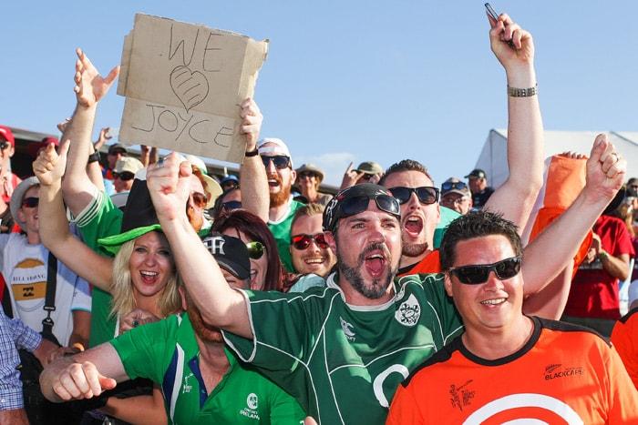 World Cup: Spirited Ireland Stun West Indies