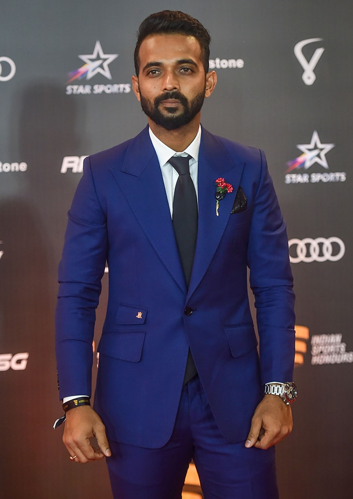 Virat Kohli, Sania Mirza Amp Up The Style Quotient At Indian Sports Honours