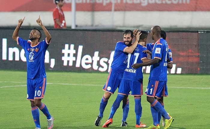 ISL: FC Goa Sink Delhi Dynamos 2-0