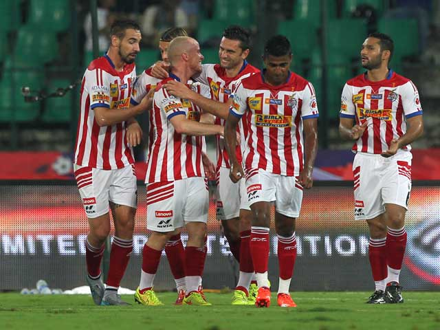 ISL: Defending Champions Atletico de Kolkata Kick off Campaign With Win