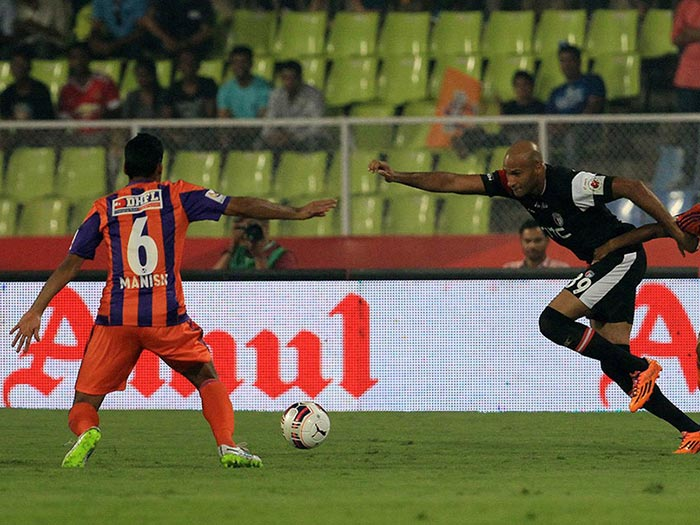 ISL: FC Pune City Top Table With 1-0 Win vs NorthEast United FC