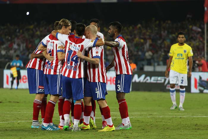 ISL: Atletico de Kolkata Top Table After Overcoming Kerala Blasters FC