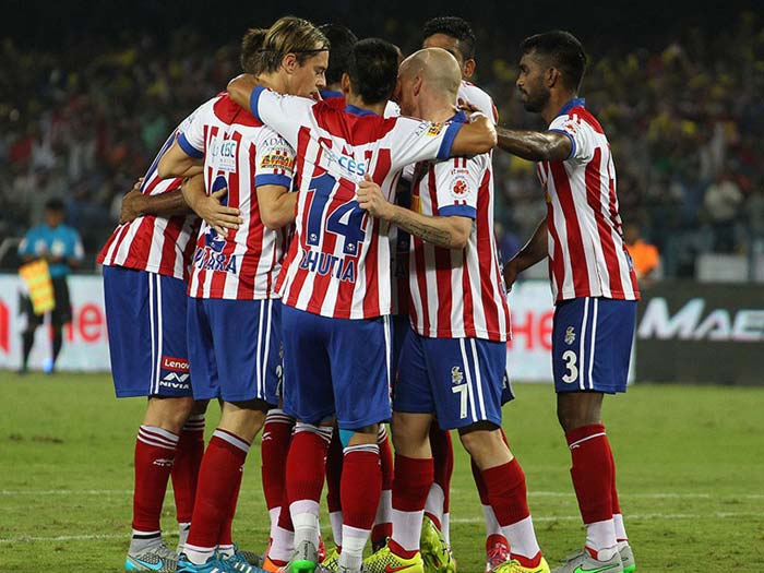 Photo : ISL: Atletico de Kolkata Top Table After Overcoming Kerala Blasters FC