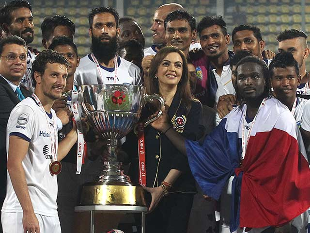 Chennaiyin FC Win ISL After Dramatic Comeback in Final