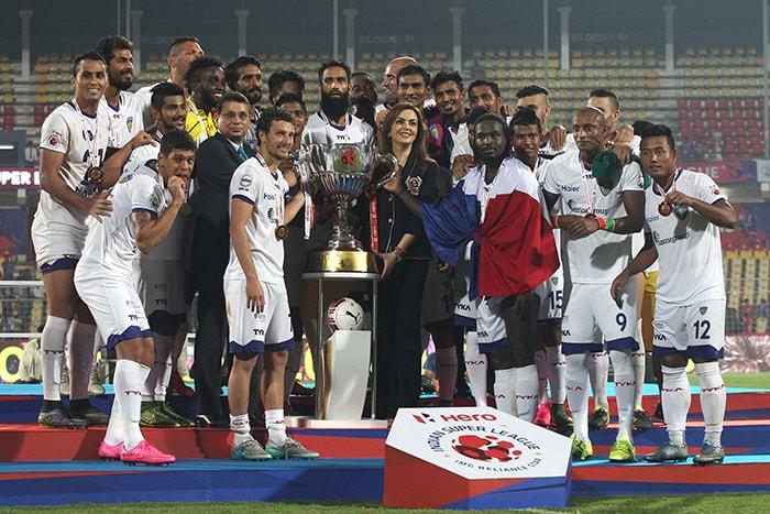 Chennaiyin FC Win ISL After Dramatic Comeback in Final