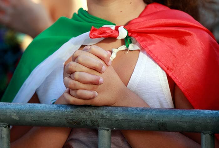 FIFA World Cup: Italian Fans Stunned After Loss to Costa Rica