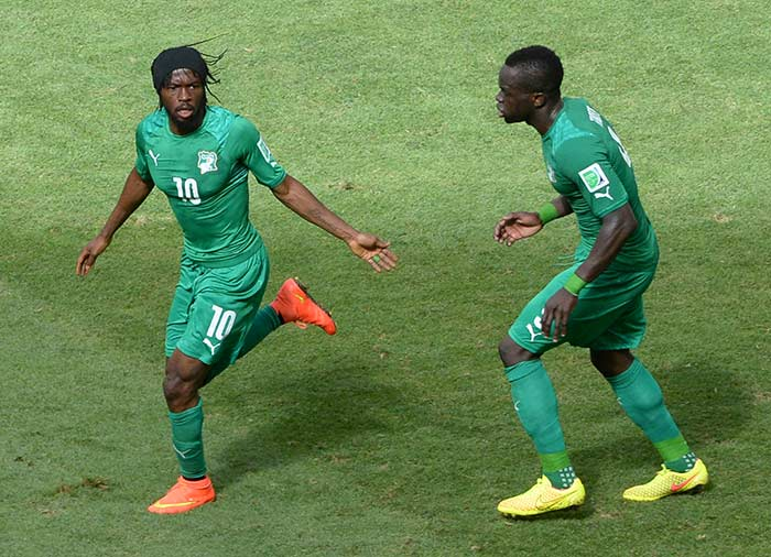 FIFA World Cup: Ivory Coast Lose 2-1 to Colombia