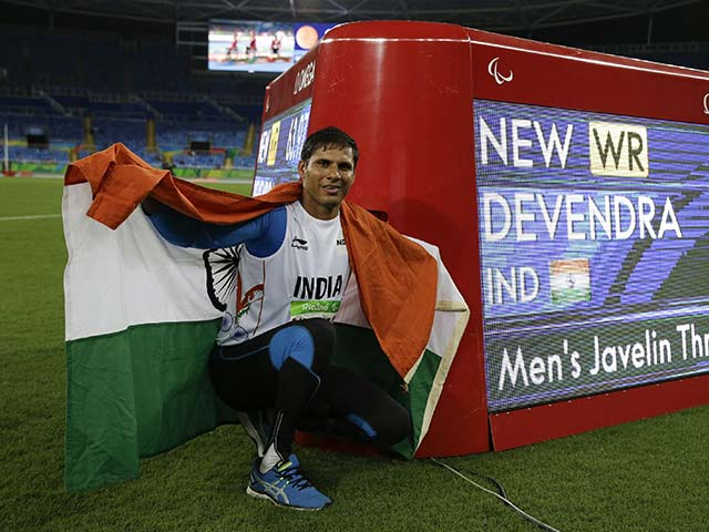 Devendra Jhajharia's Golden Night at Rio Paralympics 2016
