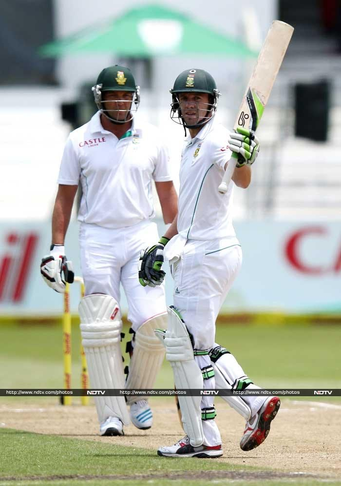 Farewell Test: Jacques Kallis slams ton in final match